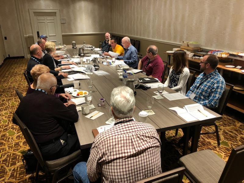 TCAA Board Meeting - Serving Our Members